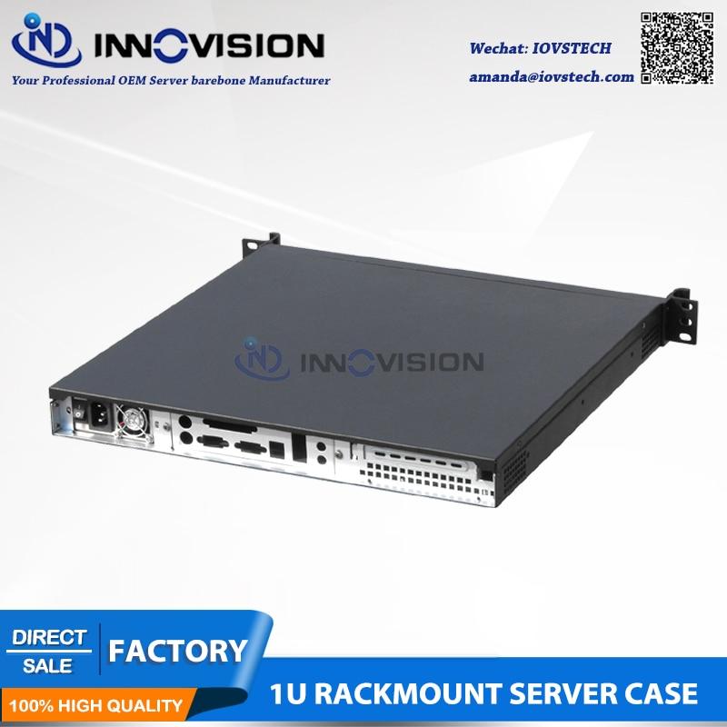 Elegant Compact 1U server case RC1420L 1u computer case 1U rack - Industrial Computers and Accessories - Photo 5