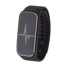 L18บลูทูธ4.0สนับสนุนสร้อยข้อมือสมาร์ทPedometer/อารมณ์/เลือดความดัน/H Eart Rate Monitor/การนอนหลับการตรวจสอบ/ความเมื่อยล้ารัฐ