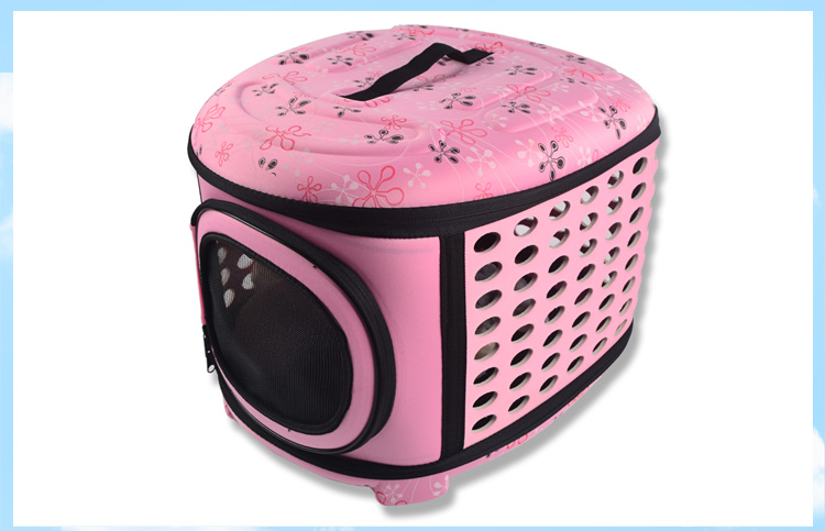 Pet Travel Carrier Large Dogs And Cats Bag Folding Portable Breathable Outdoor Carrier Pet Bag Transportin Shoulder Backpack #6