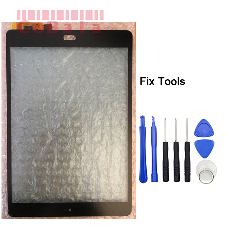 1PCS For Asus ZenPad 3S 10 P001 Z500M Z500KL P027 9.7 Touch Screen Digitizer Lovain LCD Outer Panel Front Glass Sensor+Tools футляр для карточек tirelli классик цвет черный 15 313 07