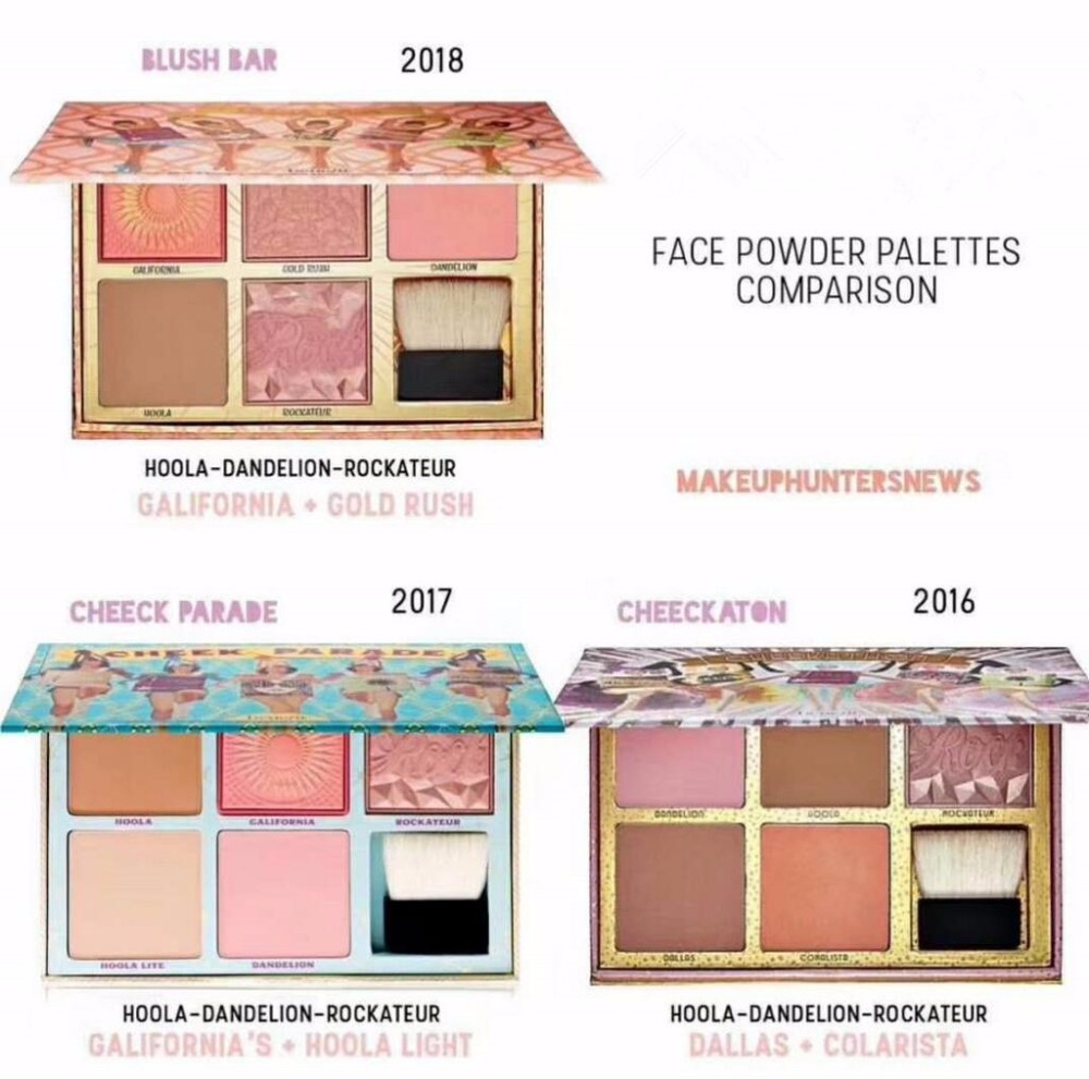 Brand makeup face powder palette combination brozen highlighter for face beauty long lassting waterproof cosmetic makeup set kit