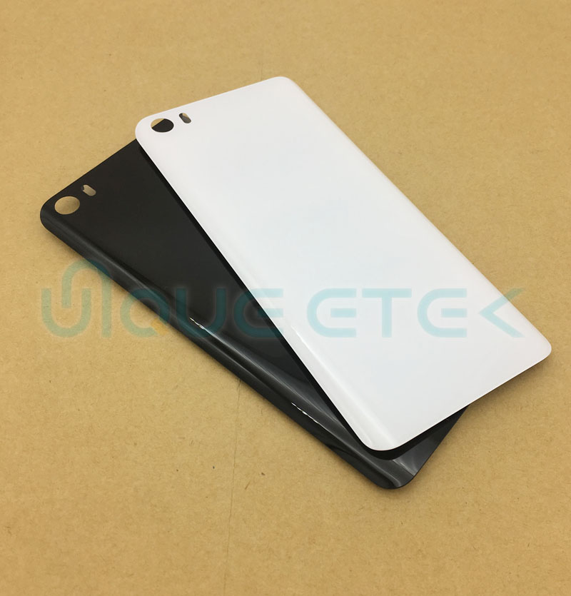 New OEM For <font><b>Xiaomi</b></font> <font><b>Mi5</b></font> <font><b>battery</b></font> <font><b>Cover</b></font> <font><b>Battery</b></font> <font><b>Cover</b></font> Case 3D Glass Durable Back Protective Case For <font><b>Xiaomi</b></font> M5 Mi 5 image