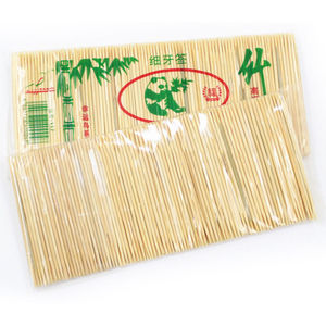 1bag Bamboo Toothpicks Oral Wooden Tooth Pick Care