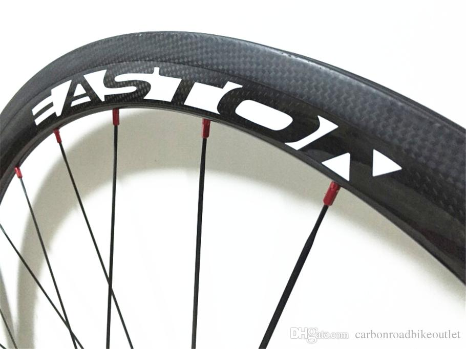 38 model decals Powerway R36 hubs carbon fiber road bike wheels 50mm rim carbon bicycle wheelset 700C Racing bicycle wheels mountain bike four perlin disc hubs 32 holes high quality lightweight flexible rotation bicycle hubs bzh002