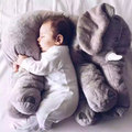 2016 Hot Sale Free Shipping 60cm Colorful Giant Elephant Stuffed Animal Toy Animal Shape Pillow Baby Toys Home Decor