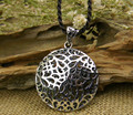 Jóias de prata tailandês do vintage pingente de flor forma moda pingente 925 pingente de prata personalizado de jóias de prata feminina