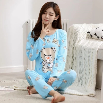 Sleeved pyjamas Women nightwear 3