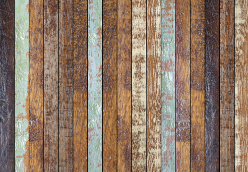 Worn Plank Wood Floor Photography Background Backdrop For