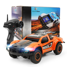 1/43 Mini High Speed 4 channel RC Car Toy