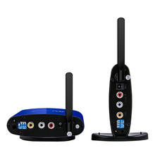 PAT-630 200M 5.8GHz Digital STB Sharing Device Video Equipment Wireless AV Transmitter Receiver for PAT630