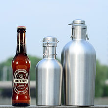 304 aço inoxidável garrafa de cerveja casa cervejaria para vinho vin bier moonshine homebrew ferramenta cerveja acessórios