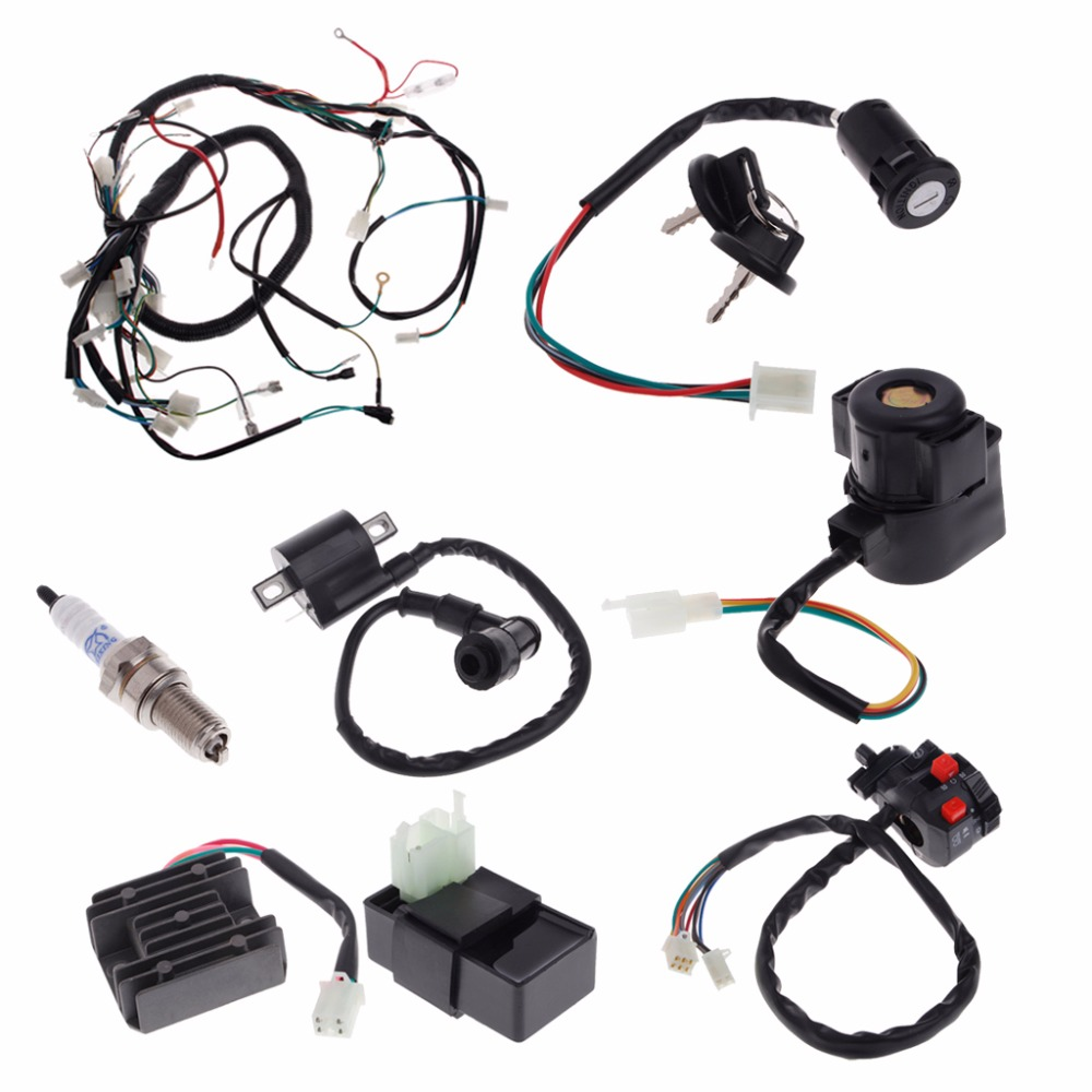 Chinese Atv Coil Wiring Diagram Will Be A Thing 200cc Online Buy Wholesale Quad Bikes 250cc From China Harness
