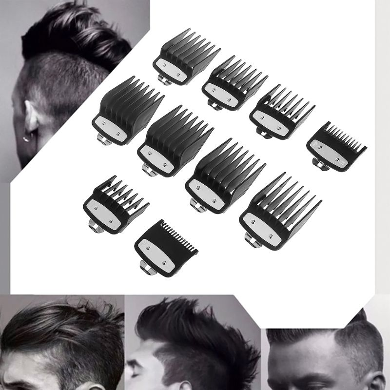 Hair Clipper Limit Comb Guide Attachment Size Barber Replacement Hair Styler Tools