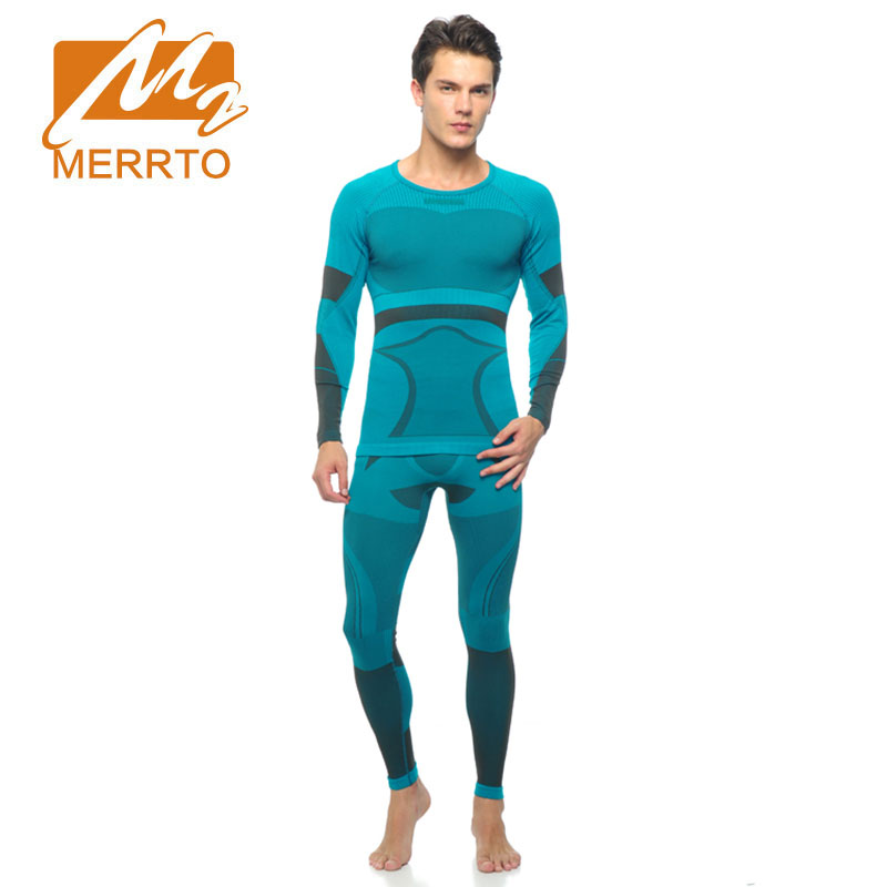 MERRTO Men Sport Suits Quick Dry Basketball Soccer Training Tracksuits Fitness Gym Cloth ...