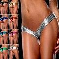Новая Мода на Форму Сексуальные Женщины Бразильский Bikini Bottom Бикини Biquines Brasileiros Panicat Biquini Moda Прайя-Де-11 Цвета