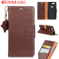Genuine Leather For One Plus 5T Oneplus 5T 5 T Case 6 01 Litchi Grain New