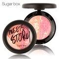 Rosalind Natural Face Pressed Blush Baked Makeup Blush Palette Cream Blush Blusher Brand Sugar Box