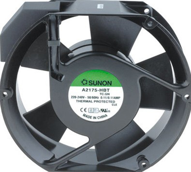 SUNON A2175-HBT 17CM 170*150*51MM 1751 220V A2175-HBL Capacitor Axial Industiral Cooling Fan f2e 150b 230 axial cooling fan ac 220v 240v 0 22a 38w 2600rpm 17250 17cm 172 150 50mm 2 wires 50 60hz