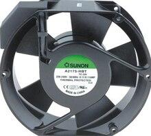 SUNON A2175-HBT 17 см 170*150*51 мм 1751 220 В A2175-HBL конденсатор осевая Industiral Вентилятор охлаждения