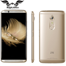 Original zte axon 7 a2017 4g lte 4 gb ram 128 gb rom Handy Snapdragon 820 Quad Core 2,15 GHz 5,5 zoll 20.0MP Fingerabdruck NFC