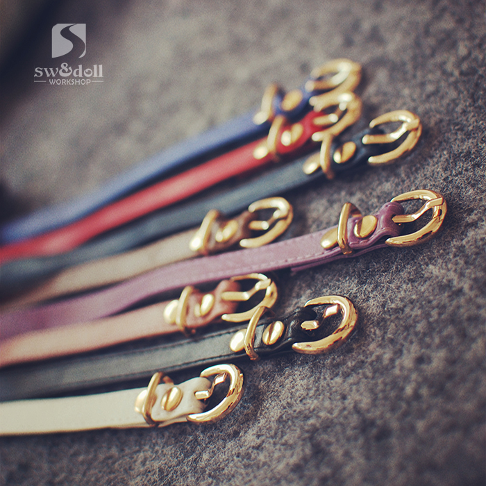 1/3 1/4 scale BJD belt for BJD/SD DIY doll accessories.Not included doll,clothes,shoes,wig and other accessories 16C0937