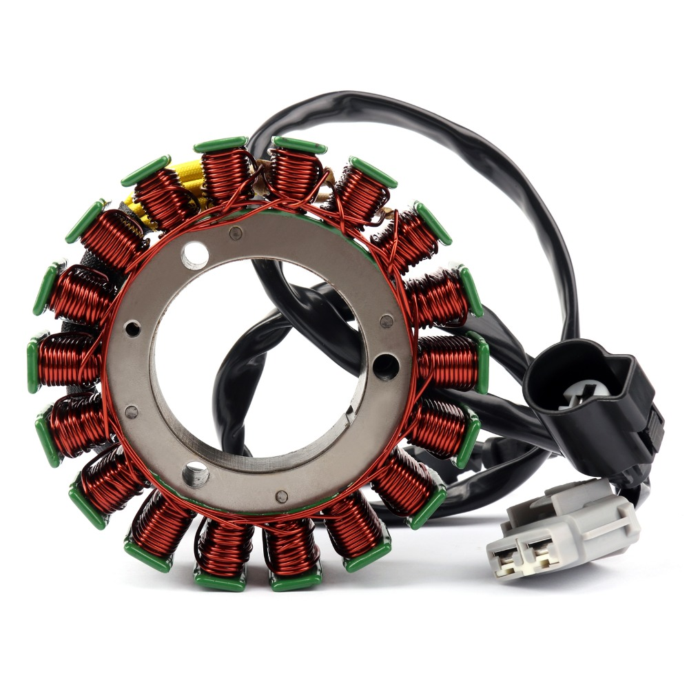 Areyourshop Motorcycle Magneto Generator Stator Coil 21003 0125 For Kawasaki KRF750 Teryx 750 FI 4X4 Sport LE 2013 Motor Coil