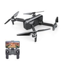 SJRC F11 GPS 5G Wifi FPV Ile 1080 P Kamera 25 dakika Uçuş Süresi Fırçasız Katlanabilir Kol Özçekim RC drone Quadcopter