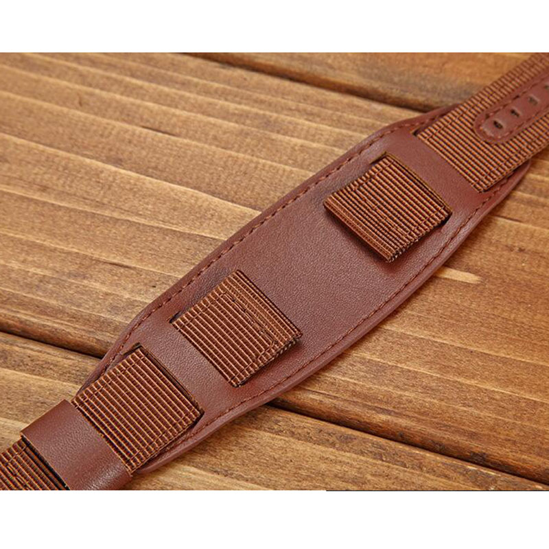 Universal Nylon Armband Leder Futter Armband 18mm 20mm 22mm 24mm - Uhrenzubehör - Foto 4