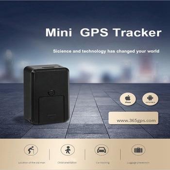 Car GPS Tracker GF-19 Mini Wireless GPS AGPS LBS WIFI Alarm Car Tracking Wireless Network GPS Tracker