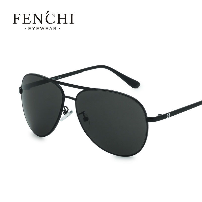 FENCHI 2017 hot rays Sunglasses retro lus
