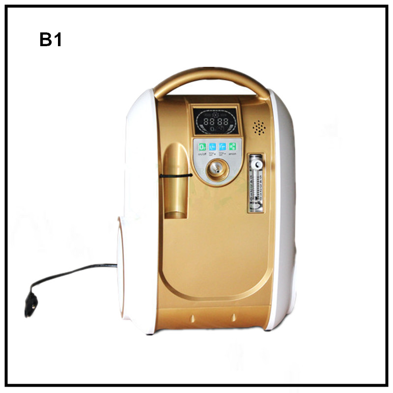Battery Portable Oxygen Concentrator with carry bag Oxygen therapy For Healthcare Care Respiratory Disease Use oxygen tank medical oxygen concentrator for respiratory diseases 110v 220v oxygen generator copd oxygen supplying machine