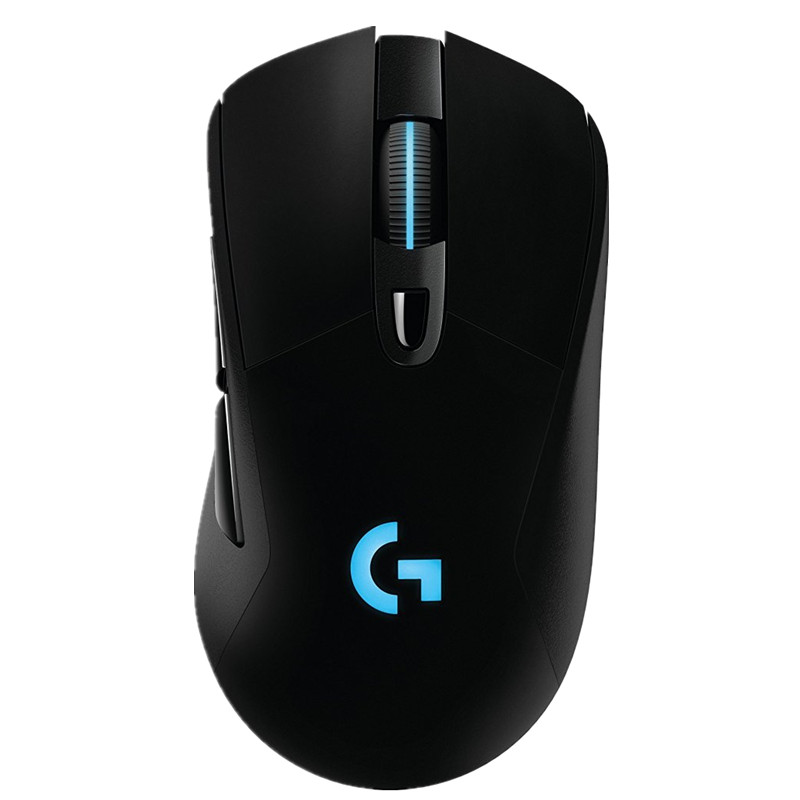 Logitech G403 Prodigy Wireless Gaming Mouse con High Performance Gaming Sensor