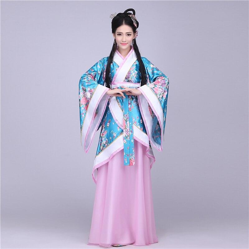 Traditionnelle chinoise belle danse robe Hanfu Costume de la dynastie chinoise antique chinois Tang Costume Hanfu femmes robes Hanfu