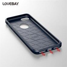 iPhone X 7 7 Plus 6 6s Plus 5 5s SE Case Luxury New Carbon Fiber Soft TPU Drawing Shockproof Phone Case