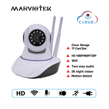 Baby monitor WiFi 720P IP Camera WiFi Night Vision Video Surveillance Home Security Camera System CCTV