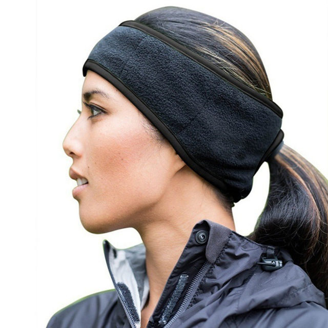 Winter Sports Outdoor Earmuffs Warm Breathable Climbing Earmuffs Headband  Plus Velvet Earmuffs Head Bandage 50e70f6a92b