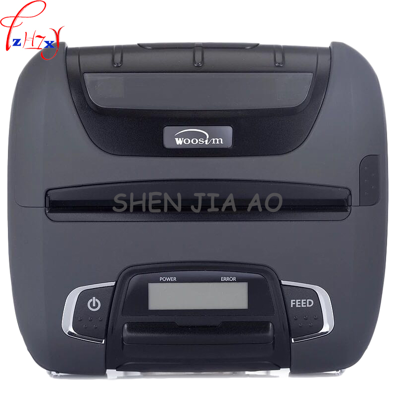 Mini PPortable 110mm Thermal Bluetooth font b Printer b font Bluetooth font b Receipt b font