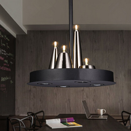 Nordic Modern LED Pendant Light Fashion Candlestick Hanging Lamp Fixtures For Cafe Bar Living Home Lightings Lamparas Colgantes ce rohs ms 50 24v ac dc mini size single output switching power supply from chines supplier