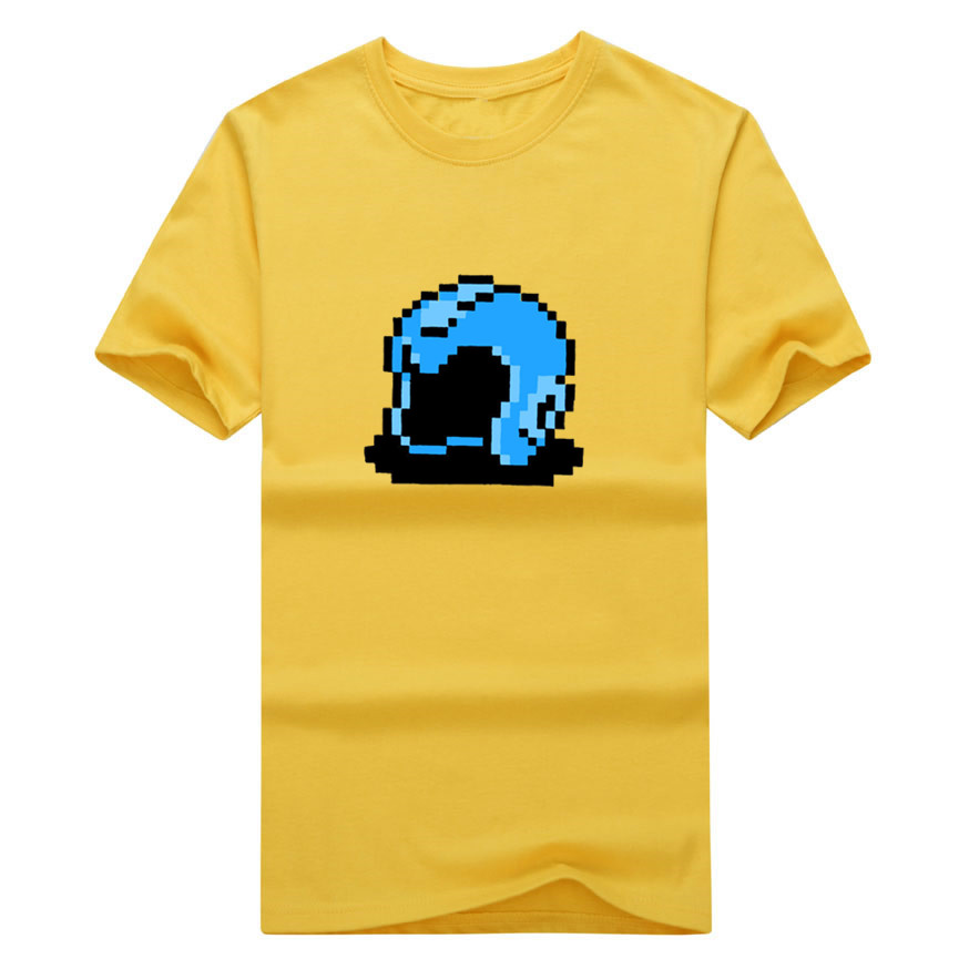 Megaman NES Helmet Super Nintendo font b t shirt b font MANY COLORS SIZES Fashion T