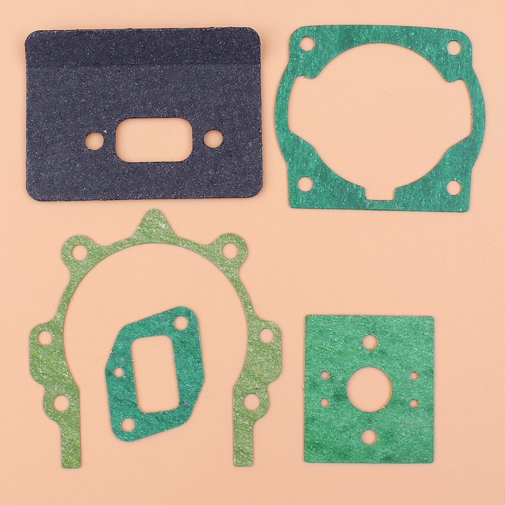 Gasket Kit Fit Mitsubishi TL43 TL52 CG520 1E40F-5 Engine 1E44F-5 Gas Motor Grass Trimmer Brushcutter Weedeater
