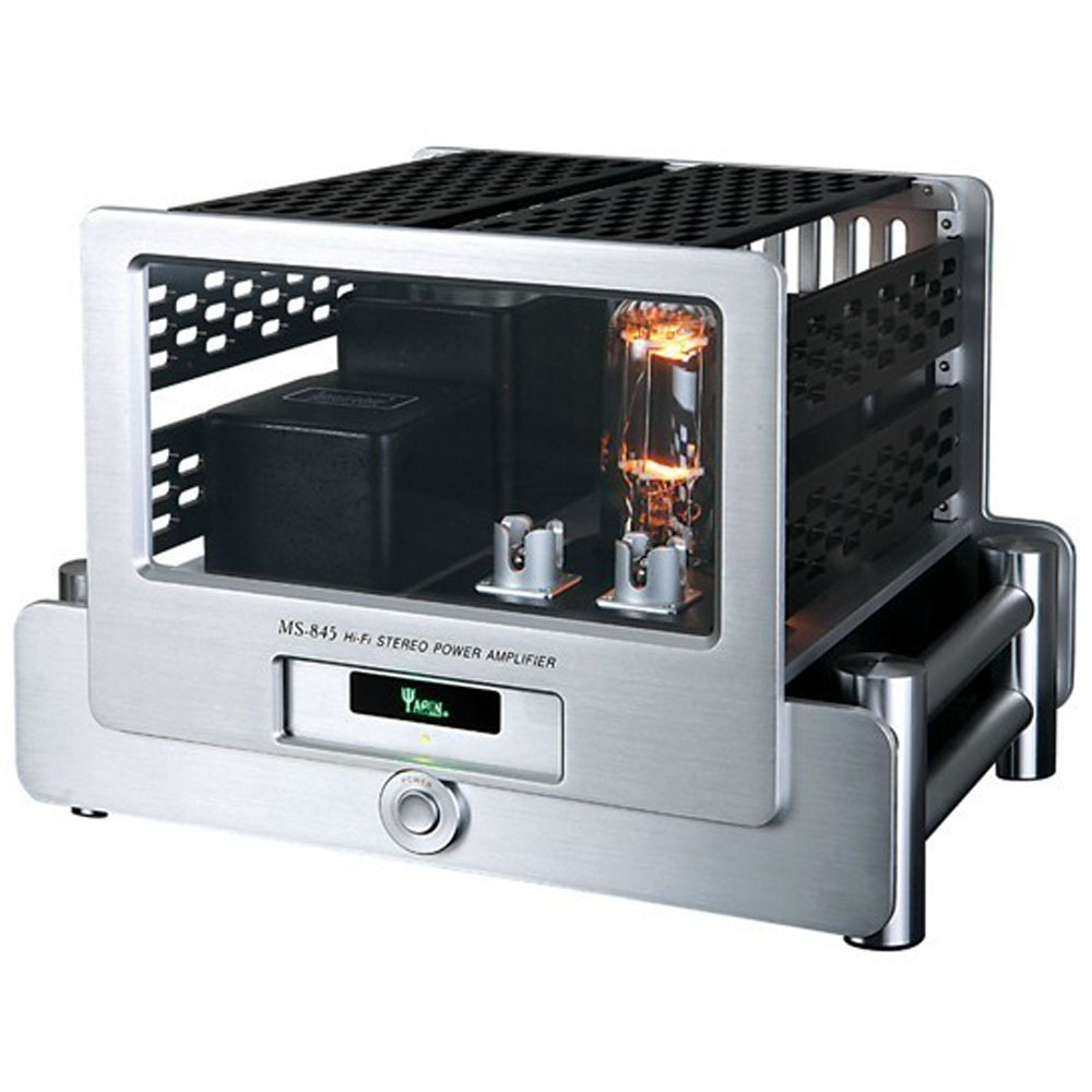 Yaqin Ms 845 25wpc Vacuum Tube Hi End Mono Block Power High Quality Monoblock Amplifier Pre In Headphone From Consumer Electronics On