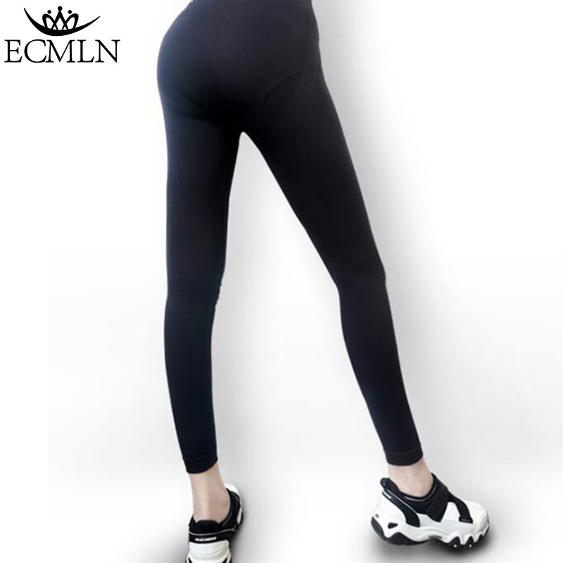 S-XL 3 Colors Casual Push Up Leggings Women Summer Workout High waist seamless legging Tummy Control Women's DropShipping