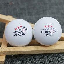100 шт./лот 3 звезды материал мячи для настольного тенниса 40+ ABS Пластиковые Мячи для пинг-понга