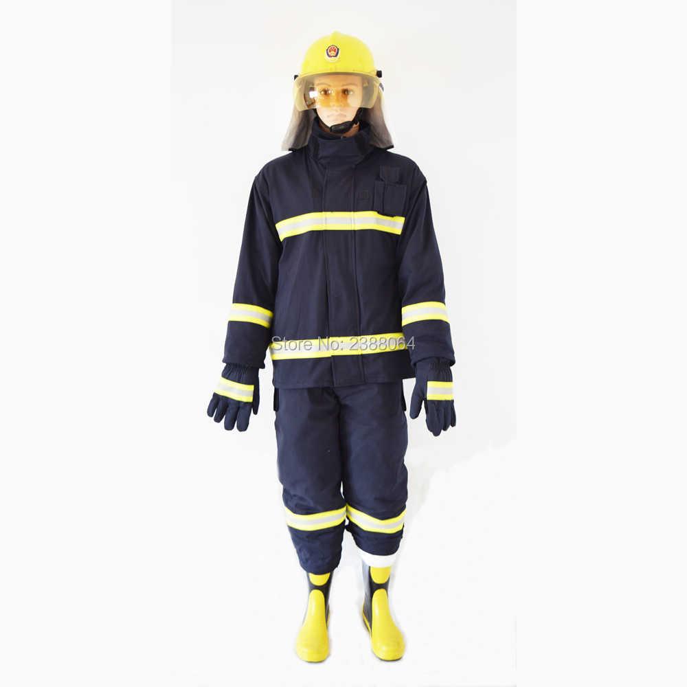 販売 1 セットとして (うち防火ヘルメット手袋ベルトブーツ) 難防水スーツ