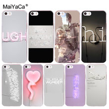 MaiYaCa Fashionable lamp UGH by Nicole Luxury Fashion Phone Case for Apple iPhone 8 7 6 6S Plus X 5 5S SE XR XS XS MAX Cover(China)