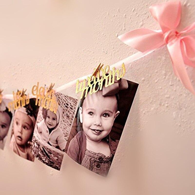 Оформление фотографий на день рождения