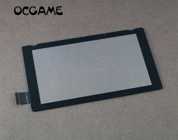 OCGAME 12pcs/lot high quality touch screen replacement for ns switch console lcd screen Original new
