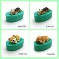 13 fondant de silicona con forma de perro pastel decoración molde Corgi Bulldog chocolate molde de polímero para arcilla animal torta herramienta para hornear