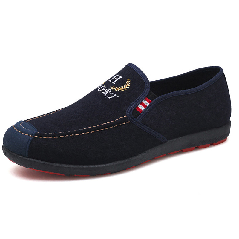 Men Shoes 2019 Spring Men Casual Shoes Male Canvas Footwear Fashion Loafers Men Breathable Outdoor Moccasins Black FlatsMen Shoes 2019 Spring Men Casual Shoes Male Canvas Footwear Fashion Loafers Men Breathable Outdoor Moccasins Black Flats