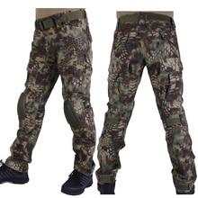 f0b121c5fa45b Gen2 Kryptek Mandrake Camouflage Battlefield Combat Trousers BDU Tactical  Men Camo